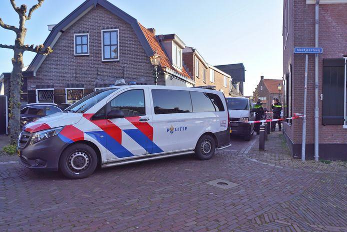 Bij een ruzie tussen twee Poolse arbeidsmigranten in Spakenburg viel er een dodelijk slachtoffer.
