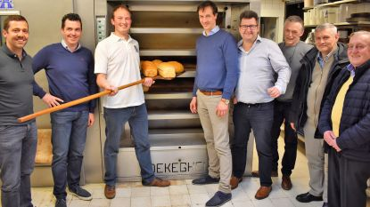 Tieltse bakkersbond houdt broodkeuring