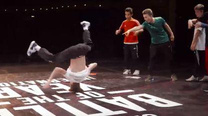 Antwerpse b-boys winnen het WK Breakdance