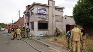 Brand in voormalig jeugdhuis De Cramme
