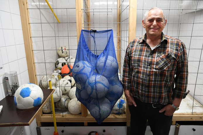 Al bijna twintig jaar is Nico Laurijssen de terreinbeheerder bij VOAB.