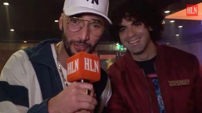 VIDEO: Adil El Arbi en Bilall Fallah organiseren Patser Party in Carré
