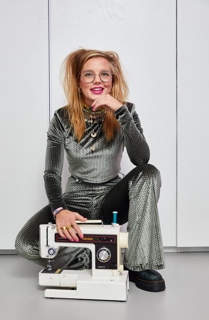 Svintha Kuyvenhoven droomt van haar eigen boetiek.