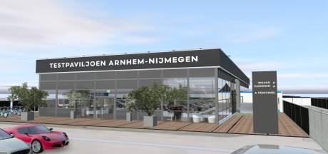 'Teststraat XL' in Nijmegen-Noord: GGD verdubbelt in één klap de testcapaciteit in de regio