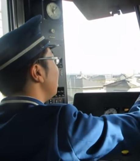 Met de trein naar het circuit van Suzuka: geweldig