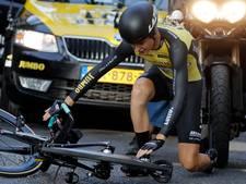 Tolhoek verbijt de pijn en komt tweede Vuelta-etappe goed door