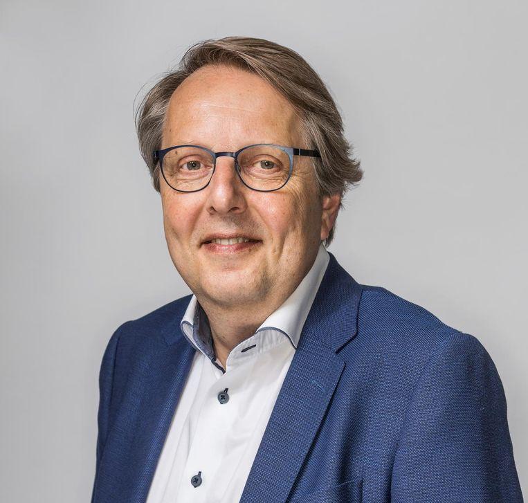 Paul van der Meijden, Nederlands slaap instituut Beeld Adrie Mouthaan