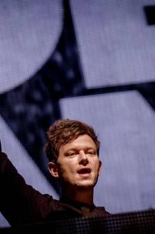 Fedde le Grand komt per heli naar Bevrijdingsfestival Vlissingen