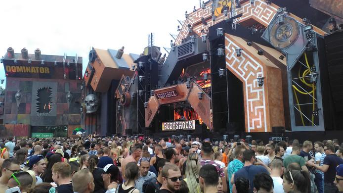 Dominator Festival.