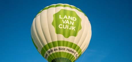 Eindelijk! Varen in een luchtballon mag weer
