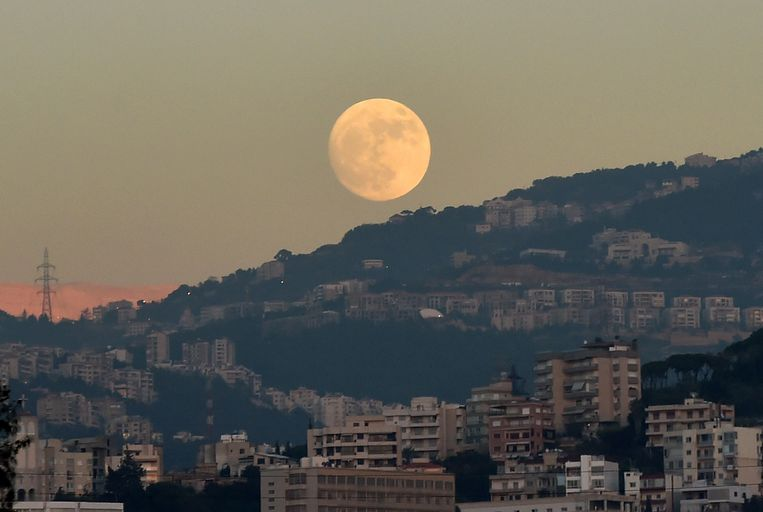 Beiroet, Libanon.