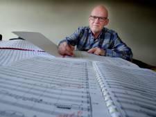 Zuid-Beijerlander (67) al veertig jaar dirigent bij orkest Prinses Juliana: 'muziek zit in mij, tot mijn dood'