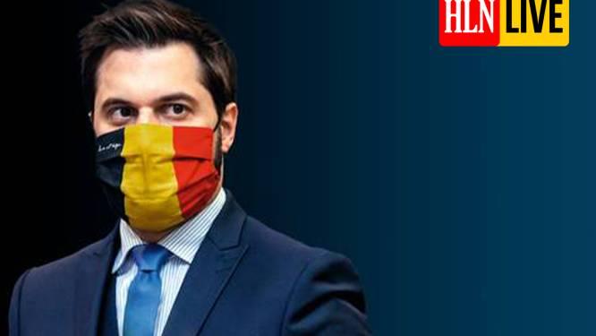 """LIVE. Bouchez: """"Maatregelen naleven of nieuwe lockdown"""" - Duitsland gaat in 'lockdown light' - Morgen extra Vlaamse ministerraad over bijkomende maatregelen"""