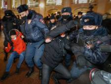 Tientallen aanhangers Navalni opgepakt bij protesten in Rusland