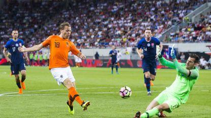 """Debutant Vormer die dicht bij doelpunt was voor Oranje: """"Wat een seizoen. Echt schitterend"""""""