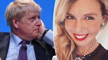 Boris Johnson was tot donderdag topfavoriet om Theresa May op te volgen. En toen kreeg hij ruzie met zijn vriendin