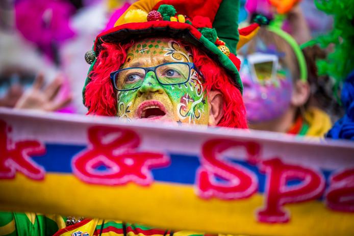 Carnaval in Maastricht, foto ter illustratie