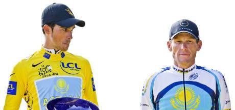 Contador over oorlog met Armstrong in Tour van 2009: 'Het hele team leed eronder'