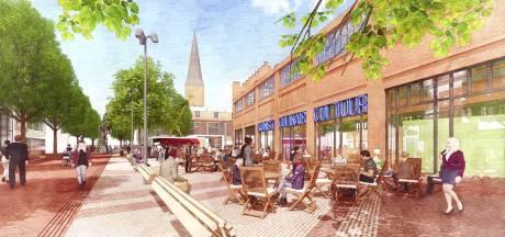 Hengelo kiest voor replica Hijschgebouw op marktplein