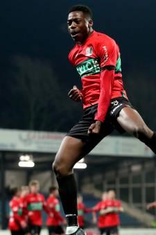 NEC moet Anthony Musaba lang missen