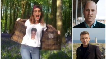 Van prins William tot Emma Watson: beroemde Britten maken selectie voor WK dames bekend