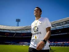 Van Bronckhorst: Langer meedoen dan vorig seizoen