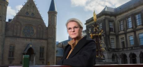 Wouke van Scherrenburg over tv-serie 'De strijd op het Binnenhof': 'Het blijft - net als toen - moeilijk om afstand te doen van de macht'