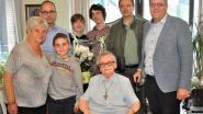 Zuster Julia viert 91ste verjaardag