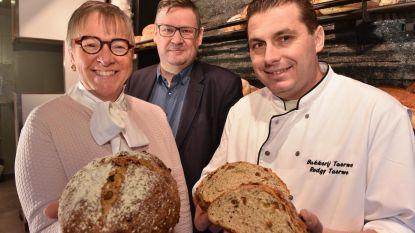 Brood Kruisemke is knipoog naar gemeentefusie