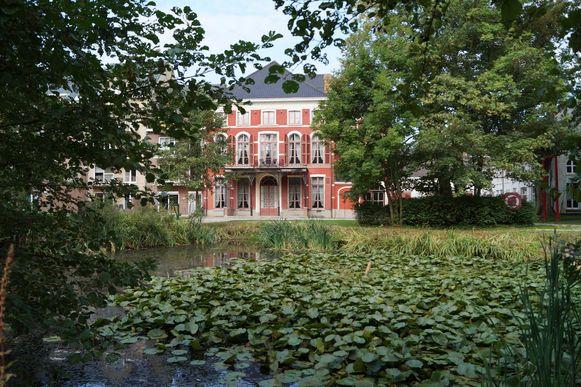 Huis Mulle de Terschueren in Tielt, waar het de laatste jaren wel erg rustig is.