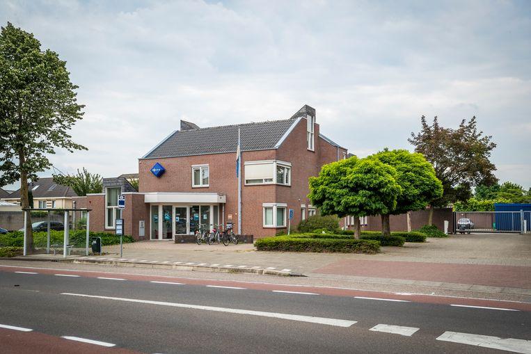 Het politiebureau in Horst. Vijf medewerkers van de politie van de Limburgse basiseenheid Horst/Peel aan de Maas werden ontslagen. Beeld Hollandse Hoogte /  ANP