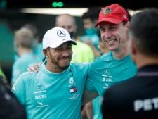 Wolff na twijfels Hamilton: 'We zijn nog niet klaar'