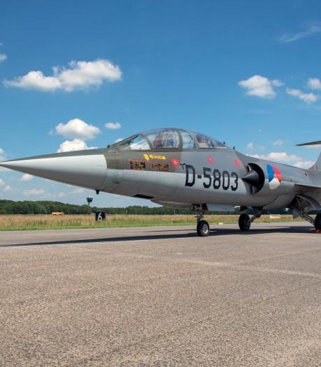 Bekend jachtvliegtuig te zien bij Nationaal Militair Museum in Soesterberg