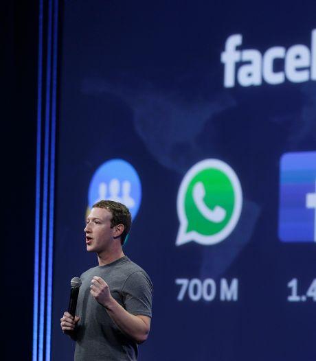Zuckerberg: Adverteerders komen snel genoeg terug naar Facebook