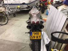 Motor gestolen uit bedrijfspand in Roelofarendsveen