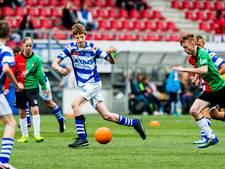 Jubileumeditie van G-voetbal in Barendrecht