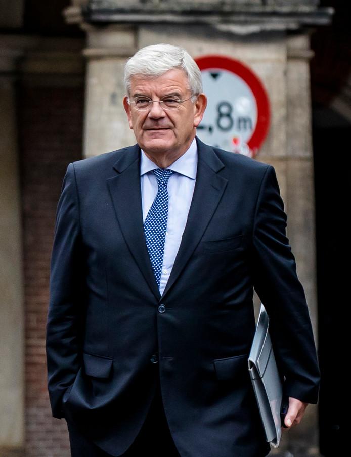Jan van Zanen, burgemeester van Utrecht