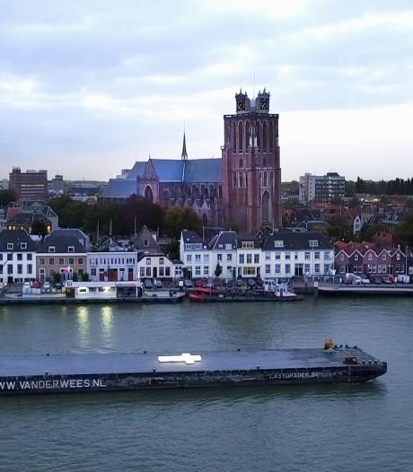 Met de boot van Zaltbommel naar The Passion in Dordrecht