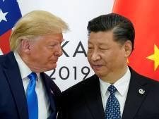 """Trump """"ordonne"""" aux entreprises américaines de se détourner de la Chine"""