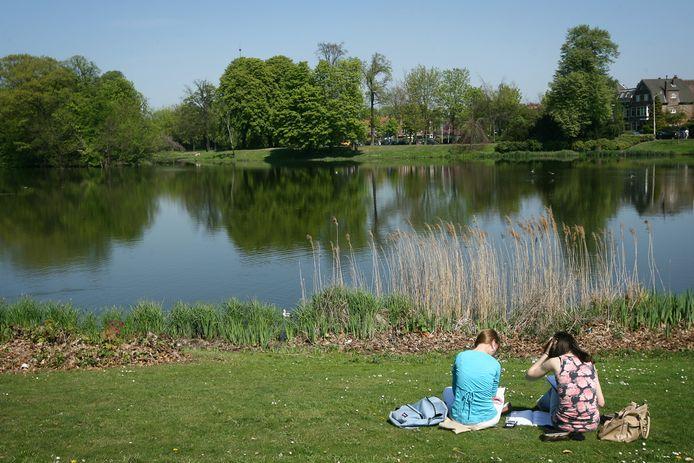 Wilhelminapark Breda.