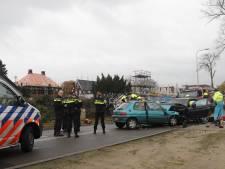 Zwaar ongeluk met gewonden in Molenhoek: Rijksweg afgesloten