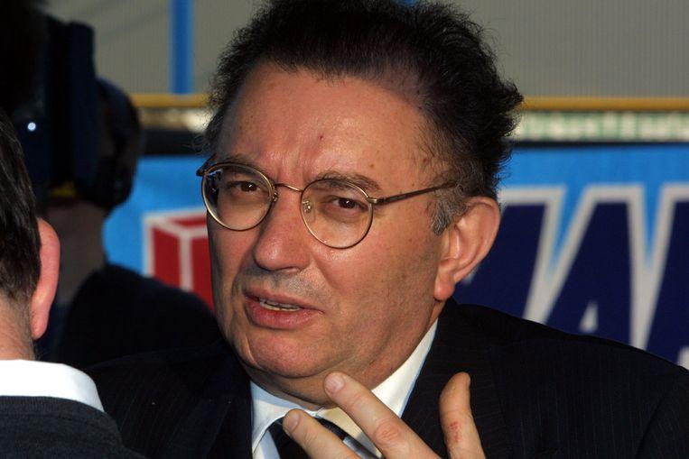 Giorgio Squinzi.