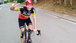 West-Vlaming (32) rijdt 155 keer Kluisberg op, goed voor prestatie de Mount Everest waardig