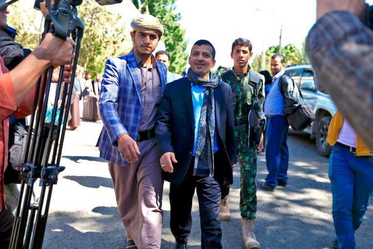 Een delegatie van de Houthi's is eergisteren uit de Jemenitische hoofdstad Sanaa vertrokken richting Stockholm om deel te nemen aan de vredesgesprekken.