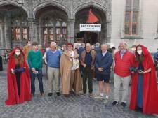 Vier keer bezoekt Jan Van Eyck het Historium in Brugge
