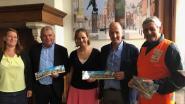 Rode Kruis Eeklo en Sint-Laureins verkoopt 4.000 stickers