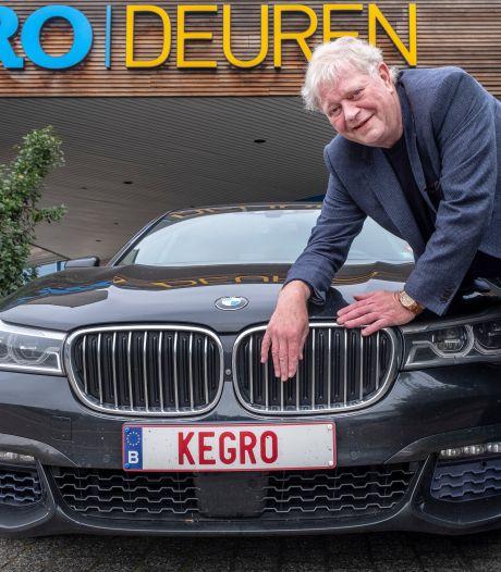 Jan Kersten heeft Kegro zelfs als kenteken