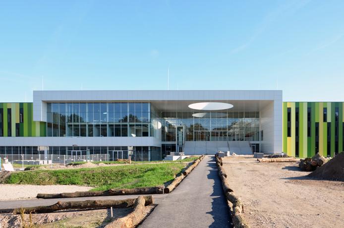 Brainport Industries Campus, het project is winnaar van de Beneluxprijs voor circulair bouwen van Zinkinfo Benelux, rancheorganisatie van de thermische verzinkers.