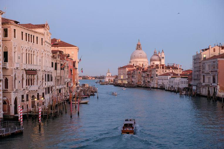 Beeld ter illustratie, Venetië.