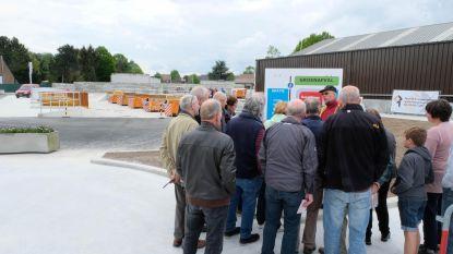 Vernieuwd containerpark geopend